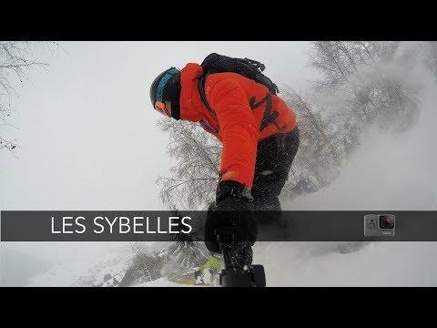 Saint Jean D'Arves (Les sybelles) 7/1/17- 14/1/17 - Gopro 5 Hero 2K 1440p