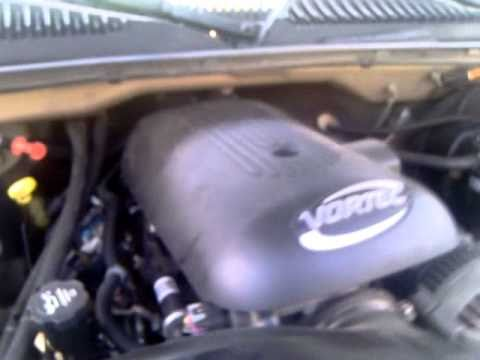 04 Chevy Silverado lifter knocking noise