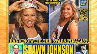 Shawn Johnson Wins Dancing with the Stars!!