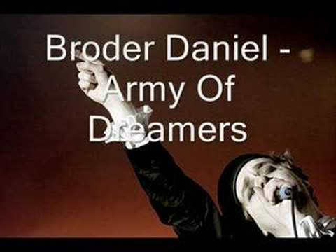 Broder Daniel - Army Of Dreamers