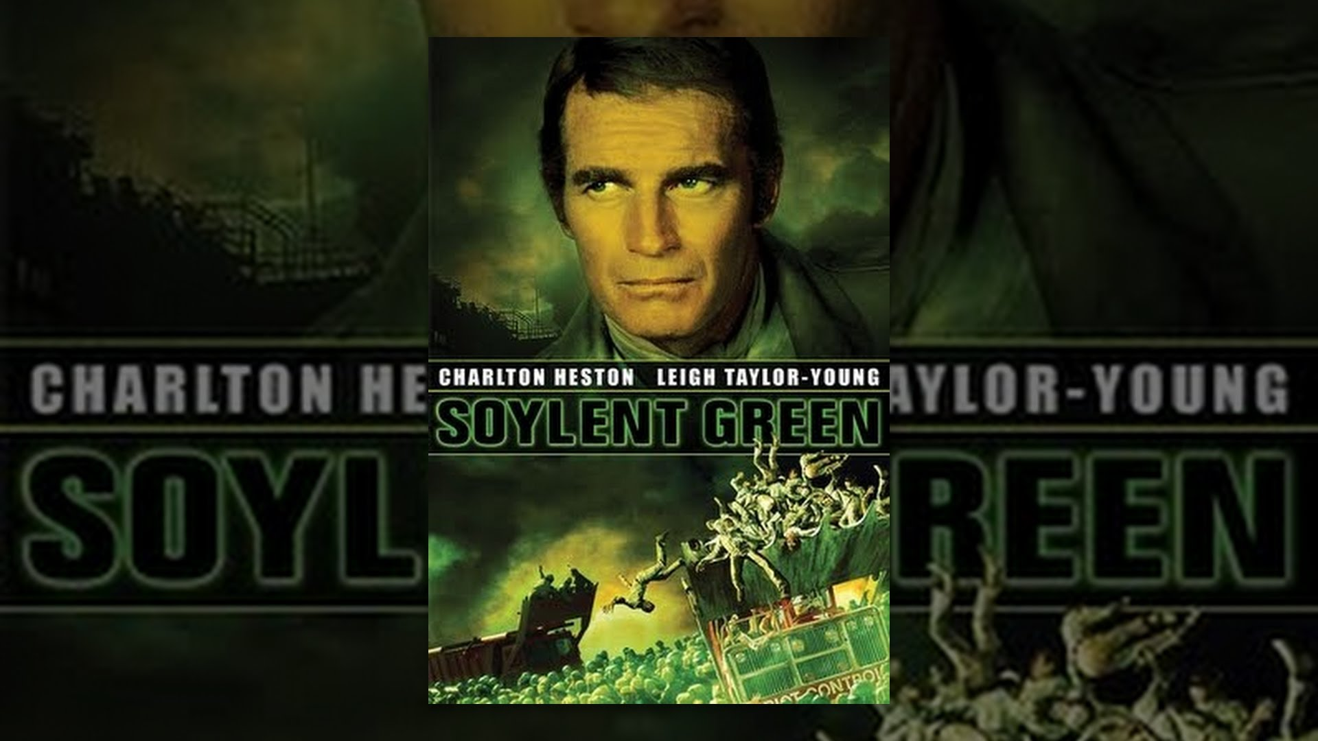 The movie soylent green