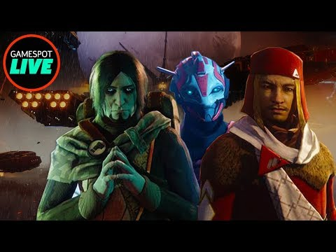 Destiny 2 Faction Rally and The Pyramidion Nightfall