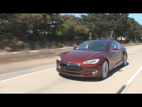 CNET On Cars - Can the Tesla Model S unkill the electric car? Ep 3