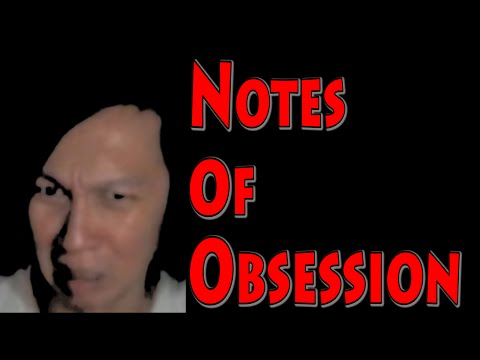 Notes of Obsession : SCARY STUFF