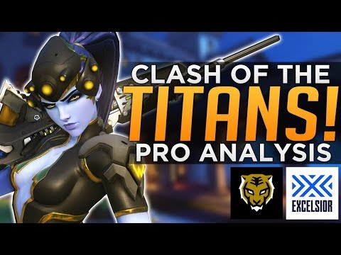 Overwatch: CLASH of the TITANS! - NYXL vs. Dynasty Pro Analysis