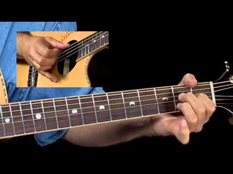 50 Acoustic Blues Licks - #30 Rockin Chair Blues - Guitar Lessons