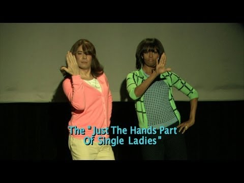 Evolution Of Mom Dancing (w/ Jimmy Fallon & Michelle Obama)
