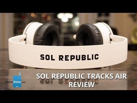 SOL Republic Tracks Air Review