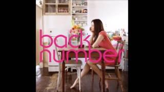 back number 『だいじなこと』 ギターコード・歌詞付き アコースティックcover