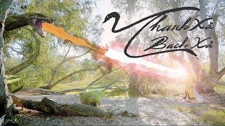 Thanh Xà Bạch Xà / The Sorcerer & The White Snake - (subtitles) Phillip Dang, Jay Hwang