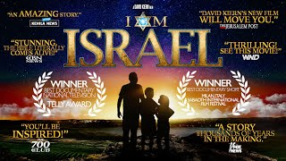 I AM ISRAEL - Official Trailer (2019)