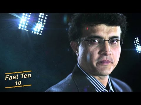 10 Things You Didn't Know About Sourav Ganguly