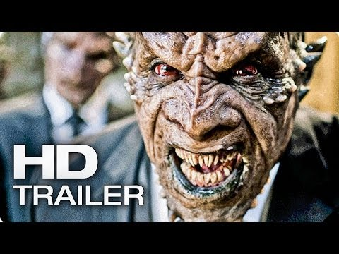 I Frankenstein Offizieller Trailer 2 Deutsch German 2014 Hd