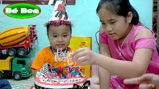 Bé Ben Sinh Nhật 3 Tuổi ❤ Happy birthday Ben 3 years old