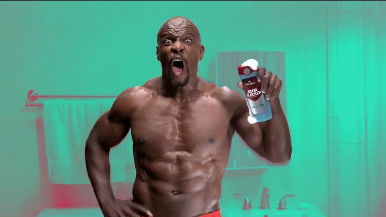 All Of The Terry Crews Old Spice Commercials YouTube