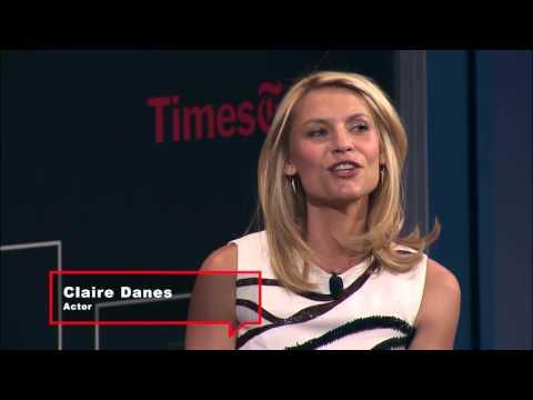 Claire Danes | Clip | TimesTalks