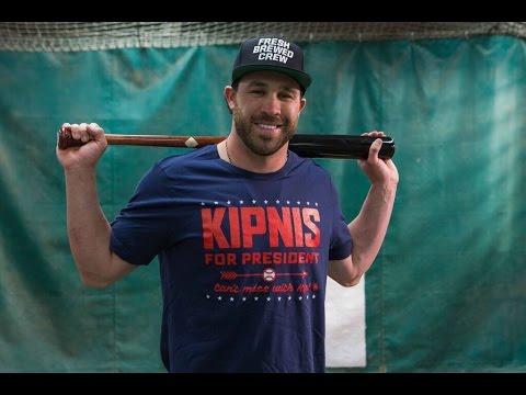 Jason Kipnis for President Campaign Video