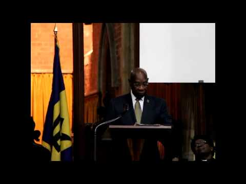 2013 A Service of Thanksgiving Barbados Independence 47th Anniversary Birmingham UK