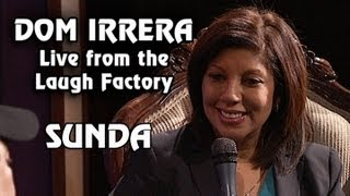 Dom Irrera Live from The Laugh Factory with Sunda (Comedy Podcast)