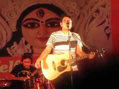 ANUPAM ROY.....LIVE, MUMBAI 2014.