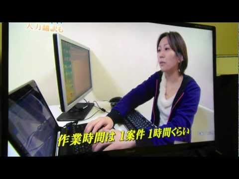 myGengo on TV Tokyo's World Business News, 2012 March 29