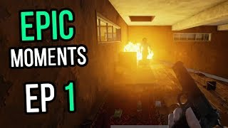 PUBG: Epic & Lucky Moments Ep. 1