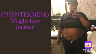 Postpartum (PHENTERMINE) weight loss journey