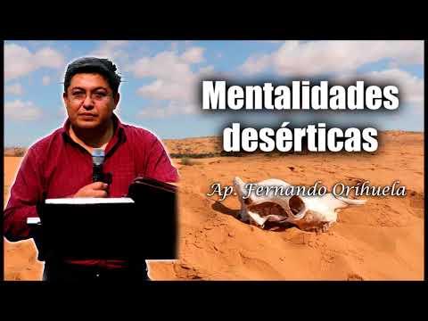 mentalidades deserticas - Fernando Orihuela