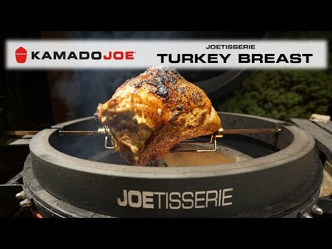 Kamado Joe Joetisserie Turkey Breast