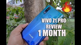 Vivo Z1 Pro Review After 1 Month