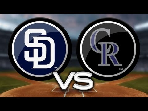 6/7/13: Arenado's walk-off shot helps fend off Padres