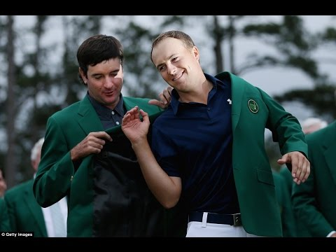 Jordan Spieth wins Masters 2015 by four shots after holding off Justin Rose and Phil Mickelson!