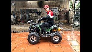 Tây Trung | ATV 125cc địa hình bản vành đúc giá 18tr - alo 03989 06789