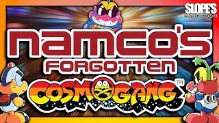 Namco's forgotten series: Cosmo Gang - SGR