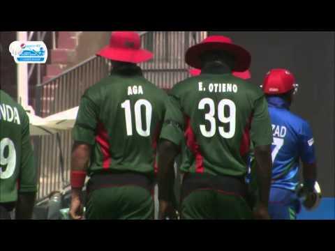 World Cricket League Championship - Afghanistan v Kenya - Live...