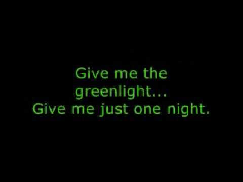 Green light -John Legend [Lyrics] :D