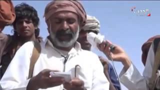 قبائل دهم اليمنية في الجوف تؤيد عاصفة الحزم