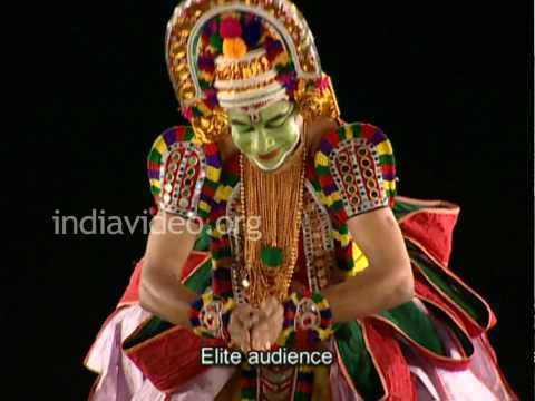 Ottan Thullal Part 1 Garuda Garva Bhangam  Invis Multimedia...