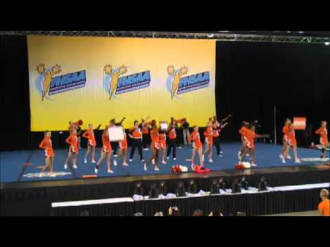 Orange Park High School Large Coed Team Preliminary Performance