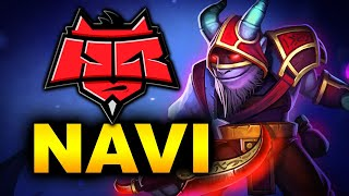 NAVI vs HellRaisers - CIS GRAND FINAL - WeSave! Charity Play DOTA 2
