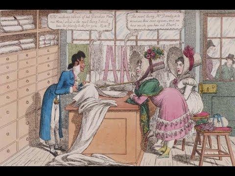 A Haberdashery Shop on London Bridge: Journal of a Georgian Gentleman - Mike Rendell