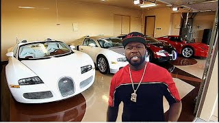 The Rich Life Of 50 Cent 2019