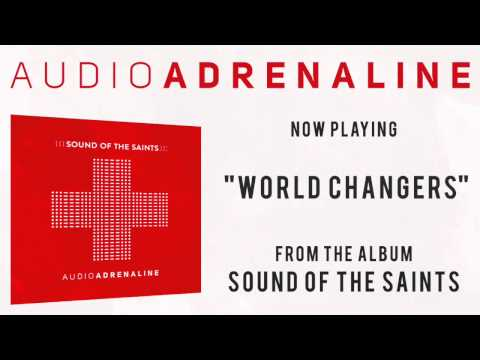 Audio Adrenaline - Audio World