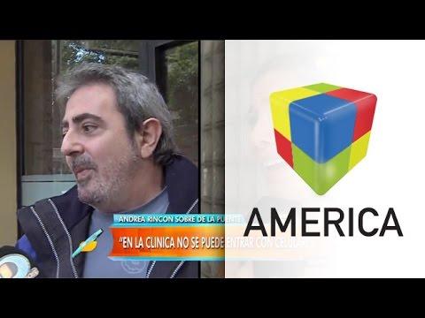 Andrea Rincón: ¿De la Puente? Puede ser mi papá, dejémonos de joder