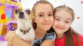 Игры для девочек и видео для детей про пони. Игры Май Литл Пони игрушки