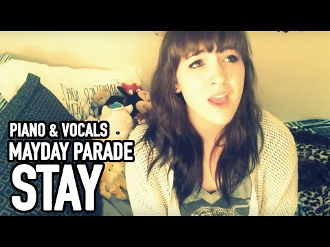 (Mikutan) Stay - Mayday Parade [Piano & vocal cover]