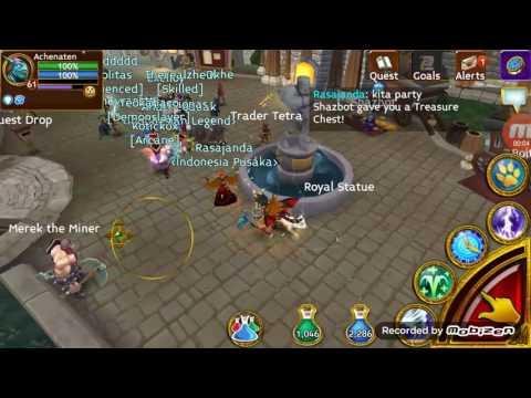 Arcane Legends - Unlocking Trade Permit