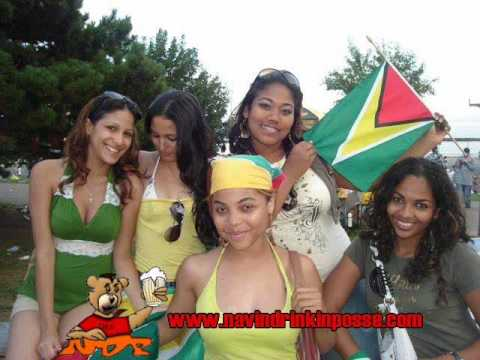 Sexy  Guyanese Girls