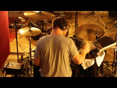 Adam Betts drum video - TTT Cramm & Creepies