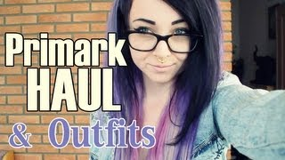 HAUL Primark & Outfits